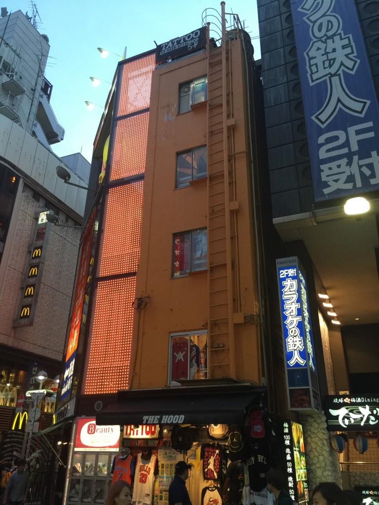 東京・渋谷「(一時閉店)VSJP]ショップレビュー