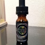 「GOT COOKIE? by NICOTICKET」VAPEリキッドレビュー