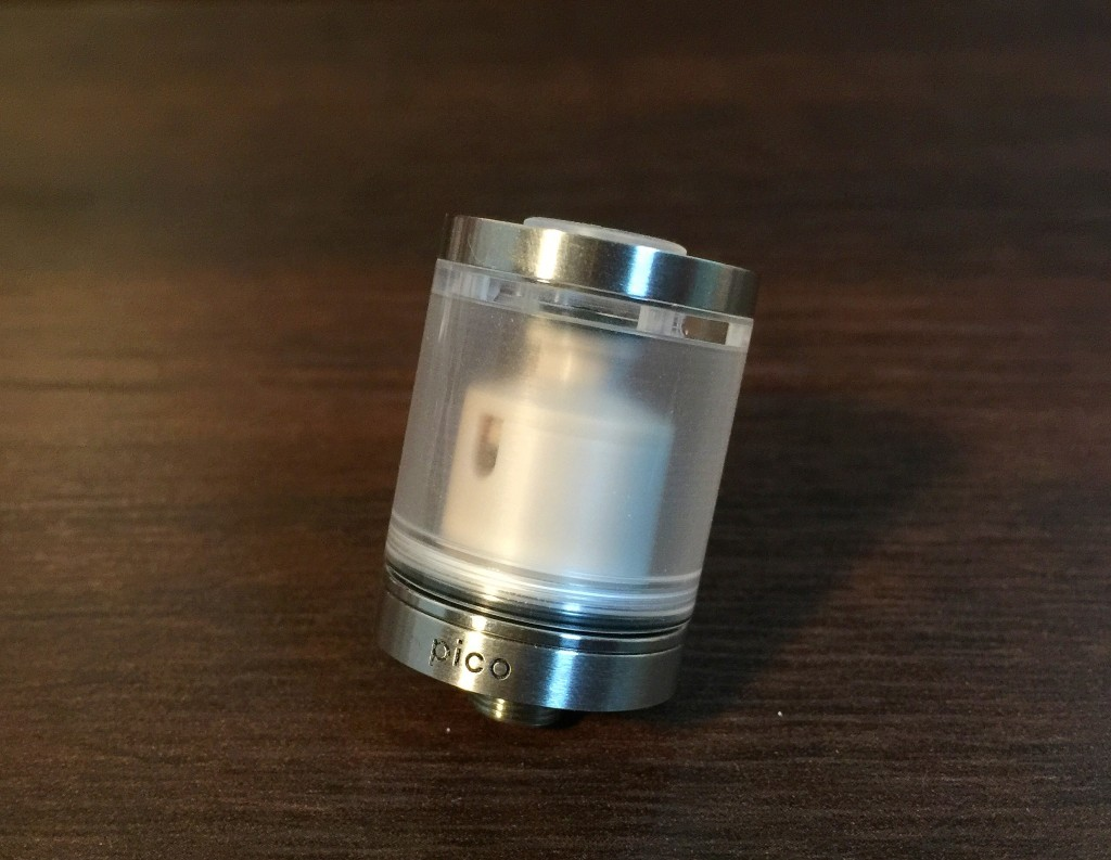 「PICO RTA by The Vape」VAPEアトマイザーレビュー