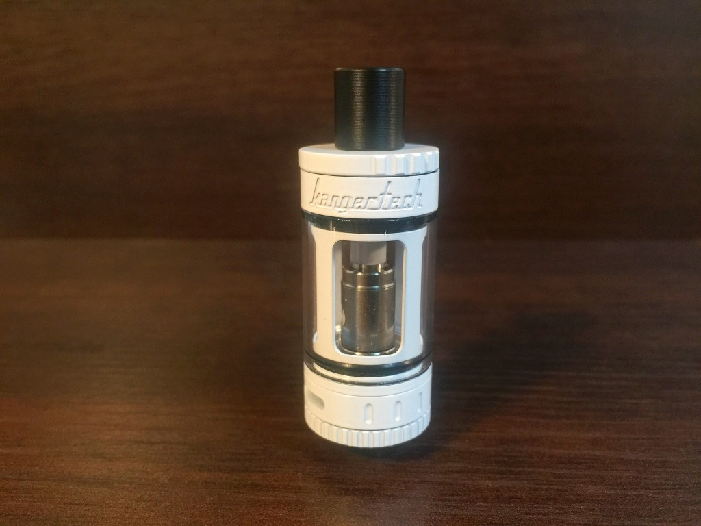 「TOP BOX Mini(TOP TANK Mini) by Kanger Tech」スターターレビュー②