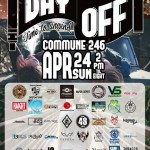 【4/24】Vaper's Day Off【イベント】