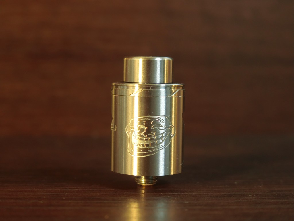 「The Troll V2 RDA by WOTOFO」アトマイザーレビュー
