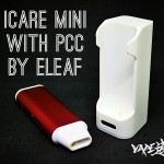 「iCare Mini with PCC by Eleaf」スターターレビュー