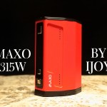 「MAXO 315W by IJOY」テクニカルMODレビュー