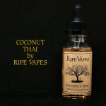 「COCONUT THAI by RIPE VAPES」リキッドレビュー