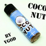 「COCOA NUT by VGOD」リキッドレビュー
