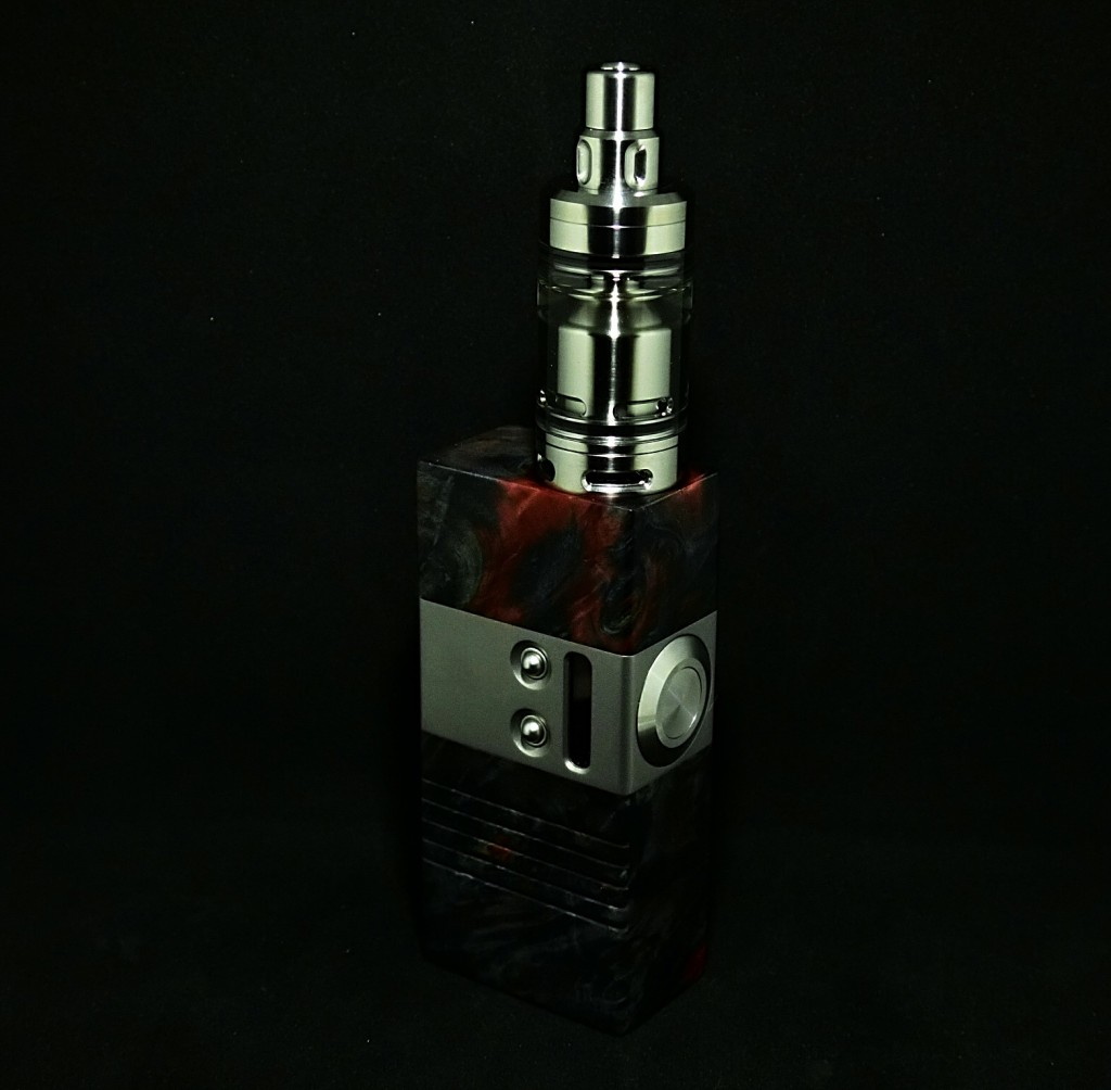 「Skyline RTA Air (direct lung hit) by eSmokeGuru」RTAレビュー弐