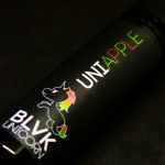 「UNIAPPLE by BLVK UNICORN」VAPEリキッドレビュー