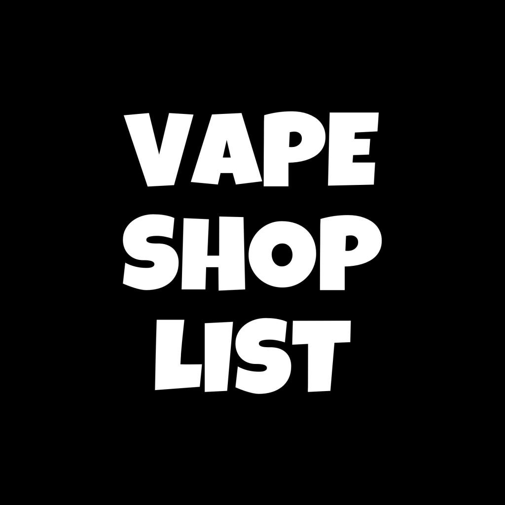 国内外ショップリスト【実店舗・楽天・Amazon etc…】
