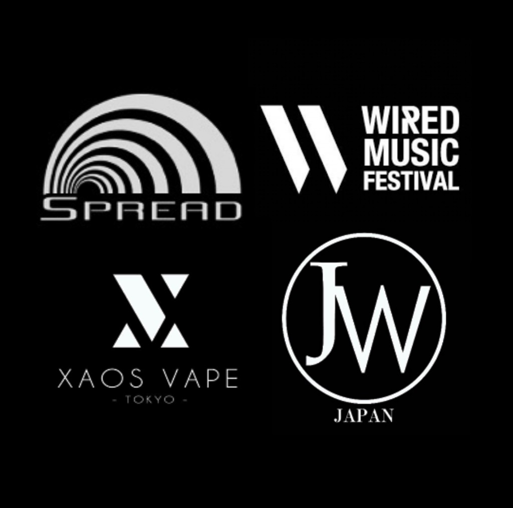 J WELL×SPREAD×Wired Music Festibal