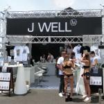 Wired Music Festibal 2017のJ WELLブースに行ってきた話