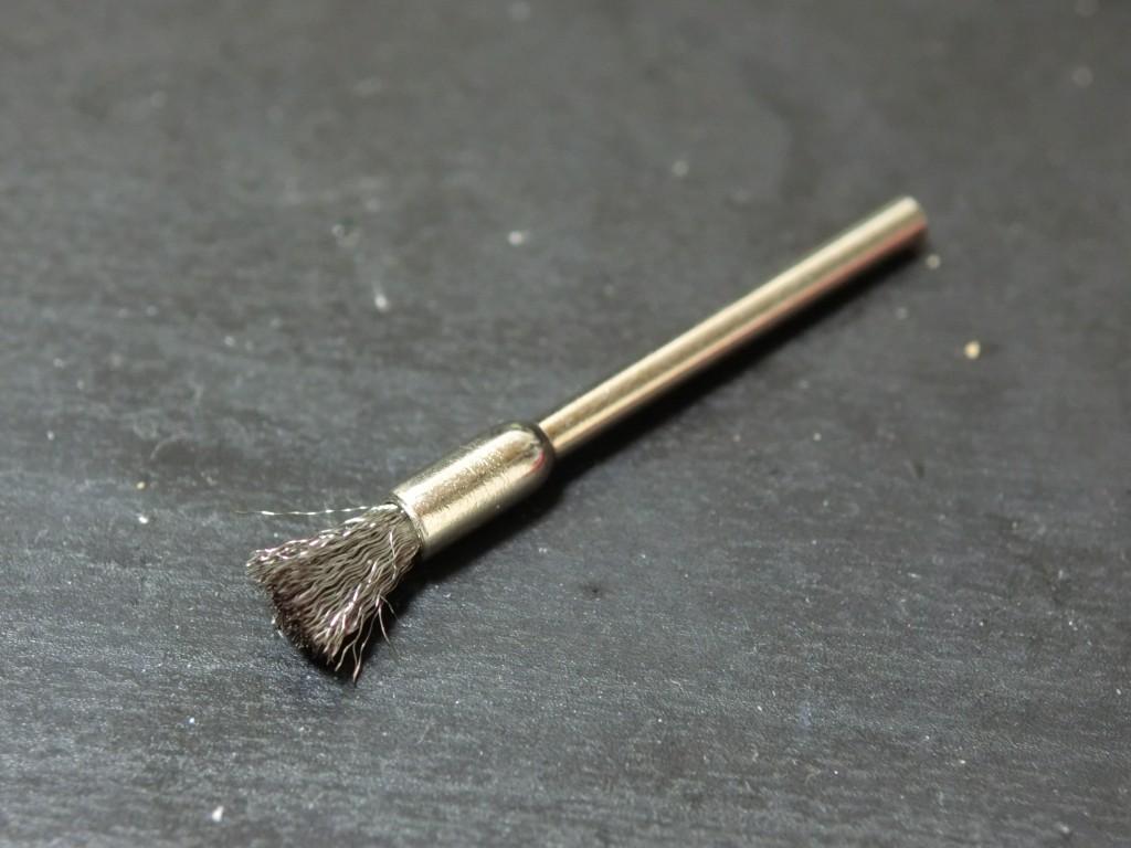 【VAPE】コイルに使うブラシを買ってみたよ【掃除】