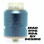 「Mad Dog RDA by Desire」VAPEアトマイザーレビュー