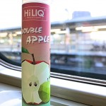 「DOUBLE APPLE by HiLIQ」VAPEリキッドレビュー