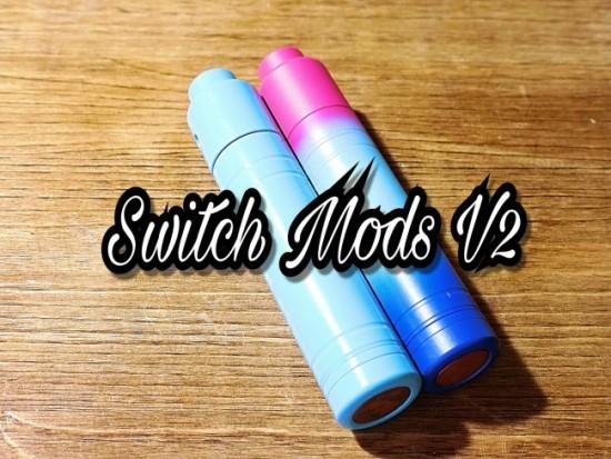 「Switch Mods V2 by Switch Mods(スイッチモッズ)」【メカニカル】レビュー