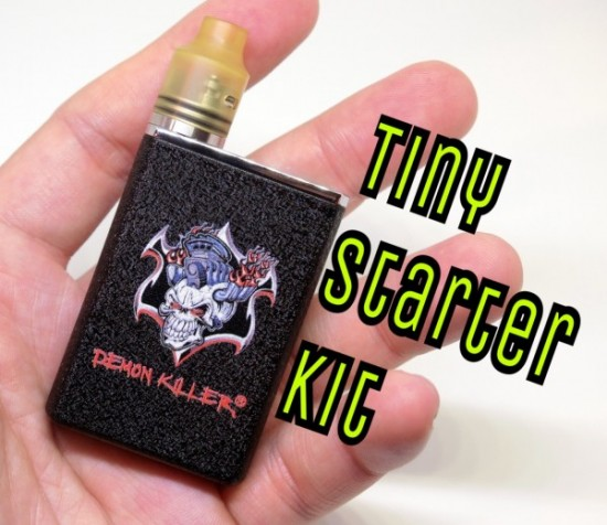 Tinyスターターキット by Demon Killer(デーモンキラー)【スターター】レビュー