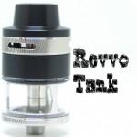 Revvo Tank(レボタンク)by Aspire(アスパイア)【アトマイザー】レビュー