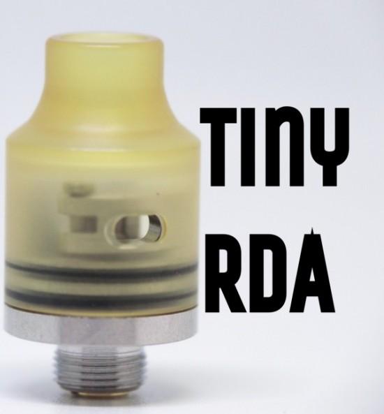 Tiny RDA by Demon Killer(デーモンキラー)【RDA】レビュー