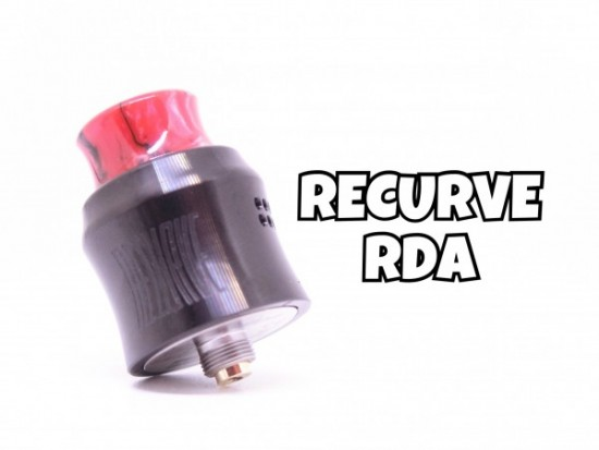 RECURVE RDA(リカーブ)by WOTOFO【アトマイザー】レビュー