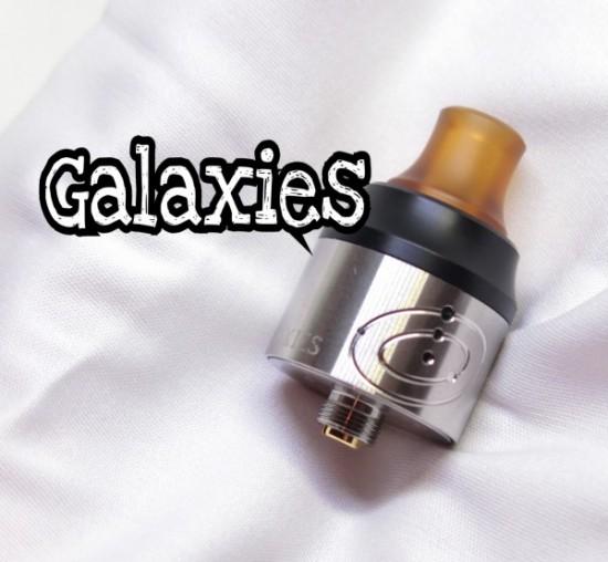 Galaxies(ギャラクシーズ)MTL RDA by Vapefly(ベイプフライ)【アトマイザー】レビュー