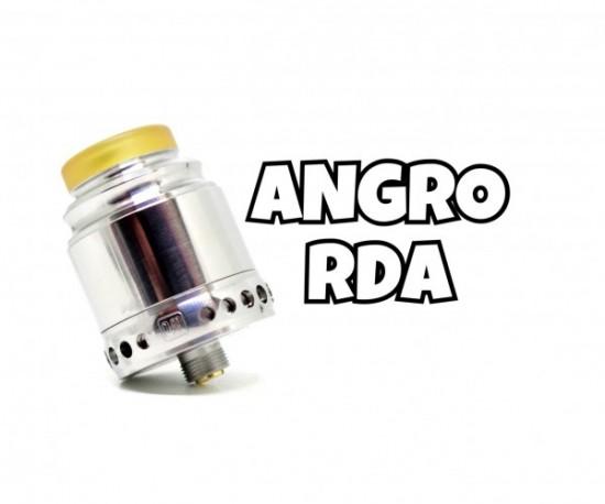 Anglo(アングロ) RDA by Hellvape(ヘルベイプ)【アトマイザー】レビュー