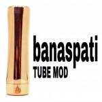 Banaspati competition mod(バナスパティコンペティション) by Ultimavape【メカチューブ】レビュー