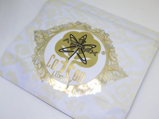 ATOMIX Cotton LUXURY(アトミックスコットンラグジュアリー) by ATOMIX VAPE(アトミックスベイプ)【コットン】レビュー