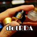 dotRDA single coil by dotMod(ドットモッド)【アトマイザー】レビュー
