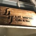 大阪・中央区「LIT VAPOR Cafe & Bar(リットベイパー)」VAPEショップレビュー